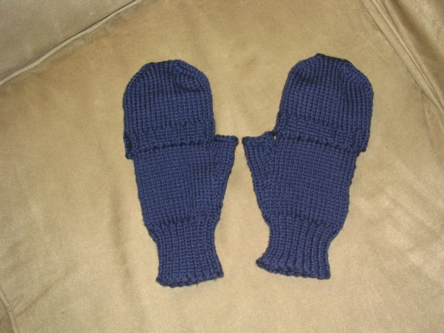 Convertible Gloves - Mittens Up